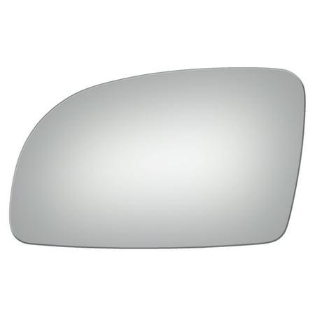 Burco 2849 Driver Side Replacement Mirror Glass for 1998-2000 Volkswagen Beetle