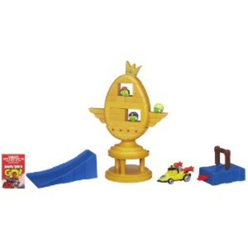 Angry Birds Go! Telepods Jenga Trophy Cup Challenge Game