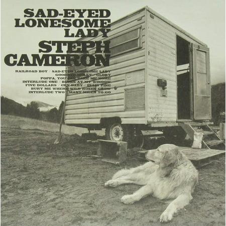 Steph Cameron - Sad Eyed Lady Lonesome [Vinyl]