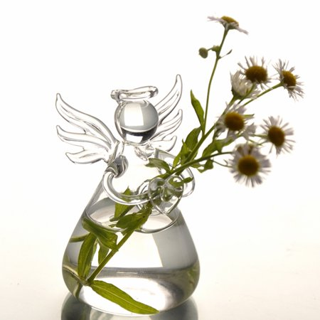 Creative Flower Arrangement Home Hydroponic Container Angel Vase