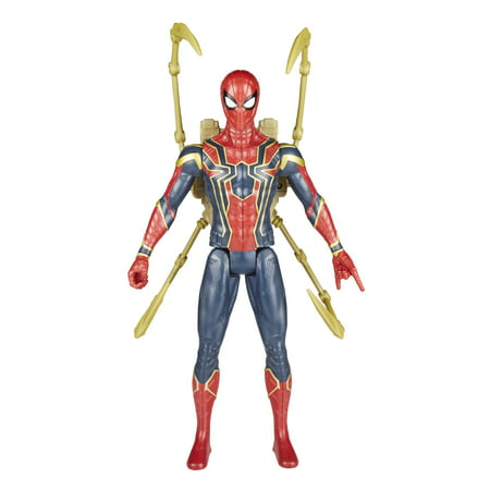 Marvel Avengers: Infinity War Titan Hero Power FX Iron Spider](Ultimate Iron Man)