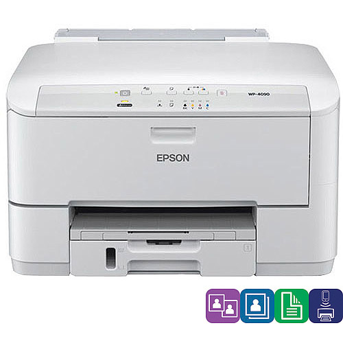 Epson C11CB29201 WorkForce Pro WP-4090 Color Inkjet Printer