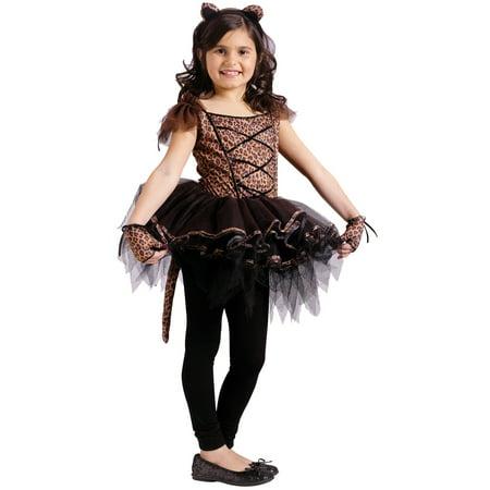 BALLERINA LEOPARD CHLD 12-14](Ballerina For Halloween)