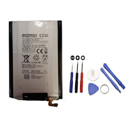 Original Motorola Internal Battery EZ30 SNN5953A For Motorola Google Nexus 6 XT1100 XT1103 XT1115 3025mAh with PNE Tool Kit -Brand NEW in Non-Retail Packaging Internal Retail Kit