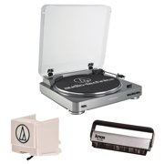Audio-Technica Fully Automatic Turntable with Stylus Bundle