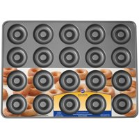 Deals on Wilton Perfect Results Non-Stick Mega Doughnut Pan 20-Cavity