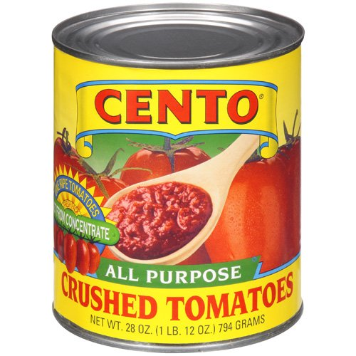 Cento Crushed Tomatoes, 28 oz