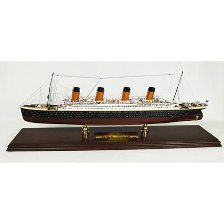 Daron Worldwide Harland And Wolff Rms Titanic 1 350 Scale Model Boat