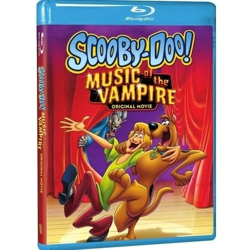 Scooby-Doo!: Music Of The Vampire - Original Movie (Blu-ray) (Anamorphic Widescreen)