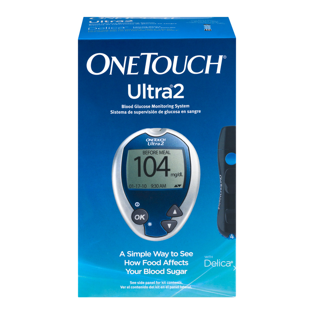 Image result for OneTouch Ultra 2