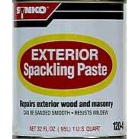Synkoloid Exterior Spackling Paste Qt