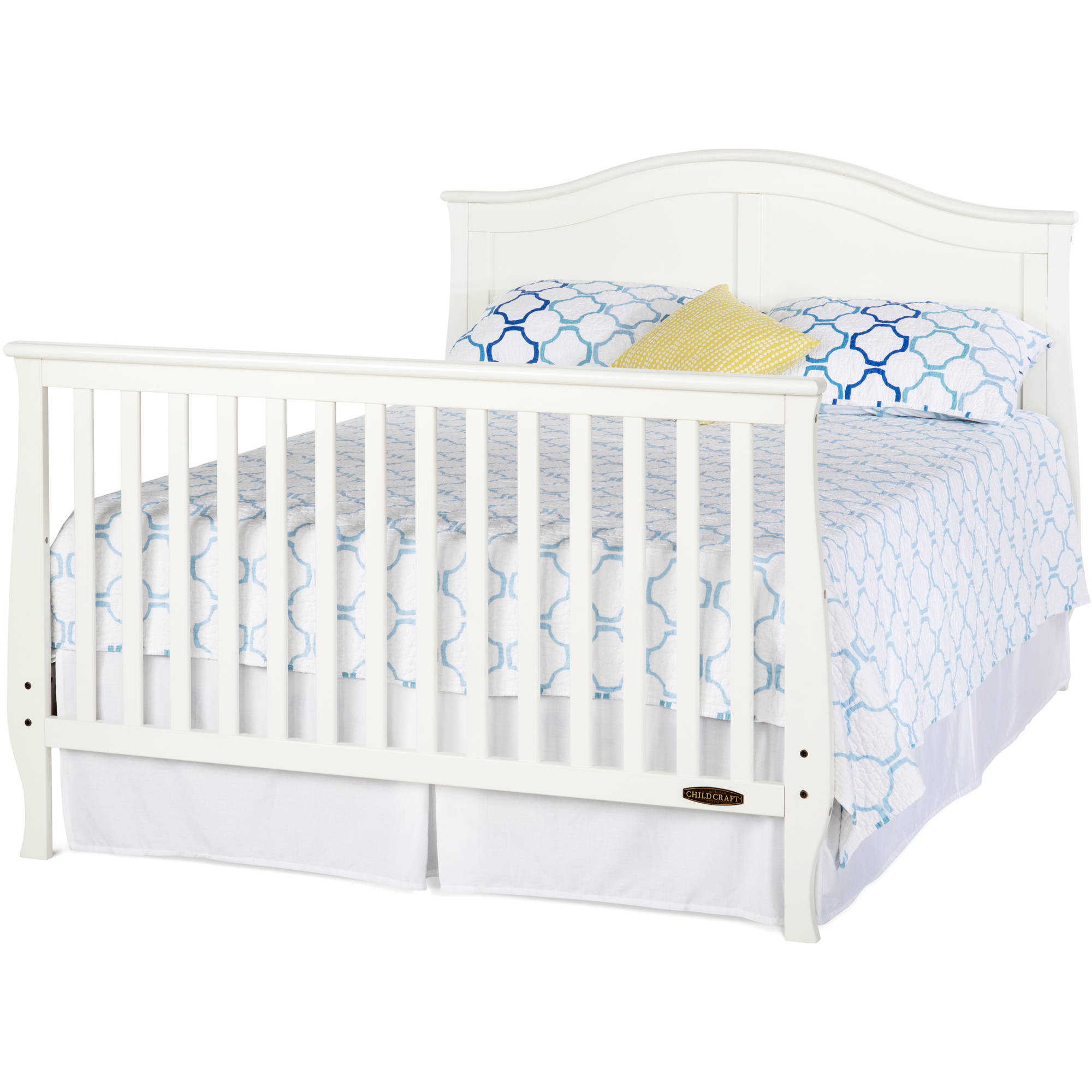 Child craft camden crib - Child Craft Camden 4 In 1 Lifetime Convertible Crib Jamocha Walmart Com