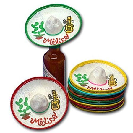 mini mexico sombreros (dozen) by jdprovisions](Cheap Sombreros)
