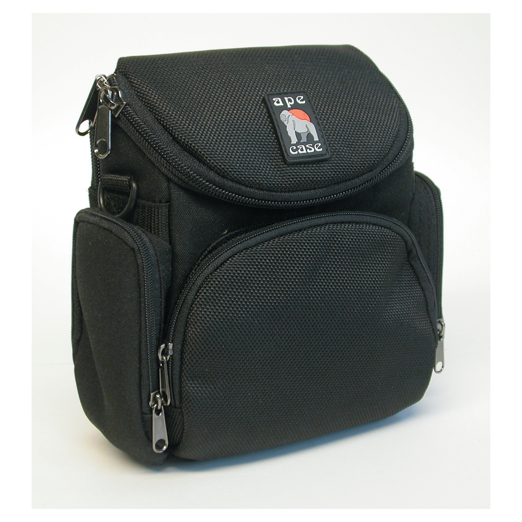 Ape Case Camcorder/Digital Camera Case, Ballistic Nylon, 7 1/4 x 2 x 5, Black