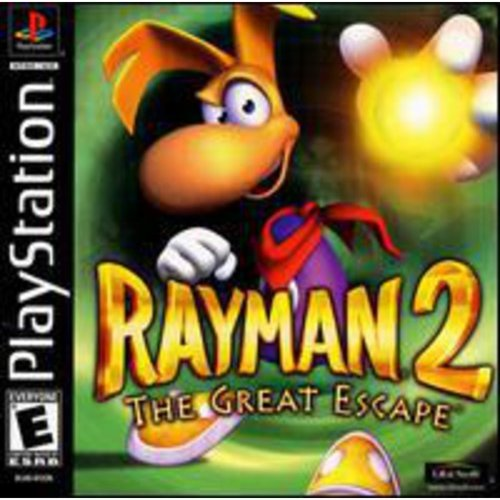 Ubisoft Rayman 2: The Great Escape