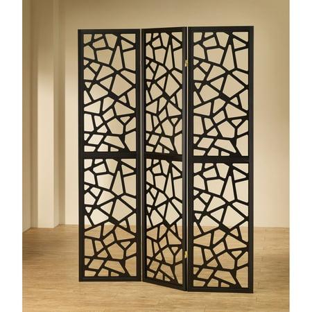 - COASTER Mosaic Cuts Room Divider, Item# 900092