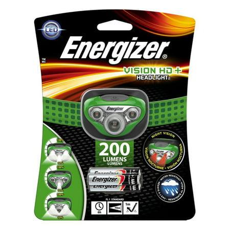 Energizer Vision Headlamp Hd  Led  200 Lumens