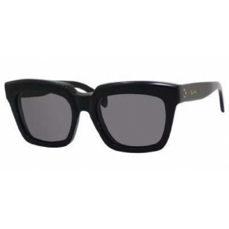 bded8106387 Céline - Céline Sunglasses - 41023 S   Frame  Black Lens  Dark Grey -  Walmart.com