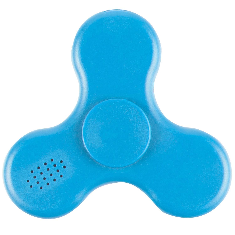 Vivitar Fidget Tunes Spinner Speaker, Blue