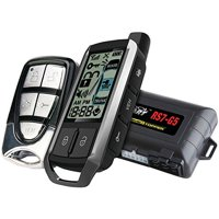 Crimestopper RS7-G5 2-Way FM/FM LCD Paging Remote Start and Keyless Entry System
