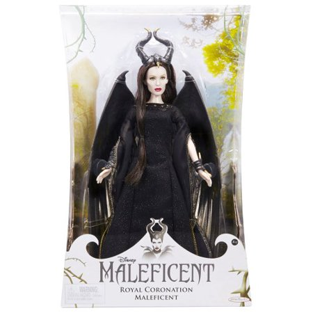 """Maleficent: 11.5"""" Maleficent Royal Coronation Collector Doll - image 2 of 2"""
