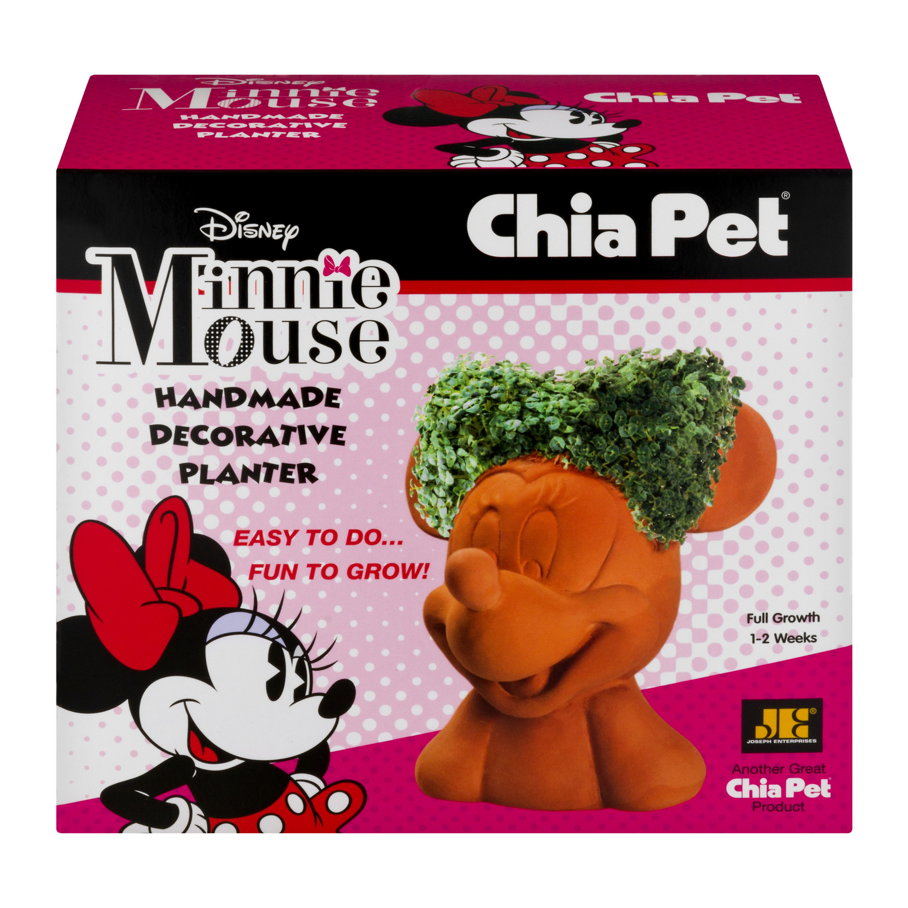 As Seen on TV Chia Minnie Mouse