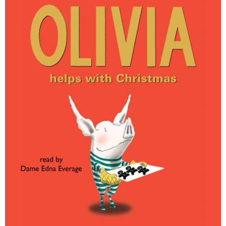 Olivia Helps with Christmas - Audiobook ()