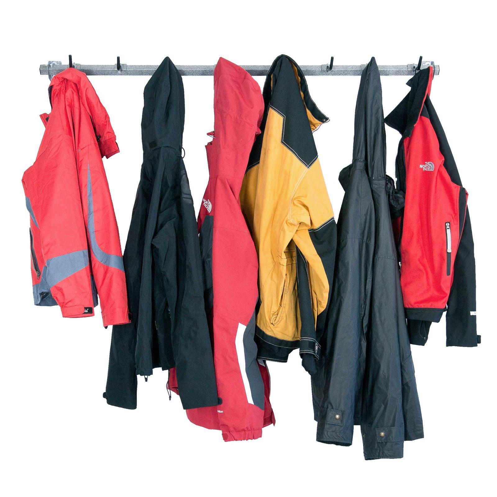 Monkey Bar Storage Large Coat Rack