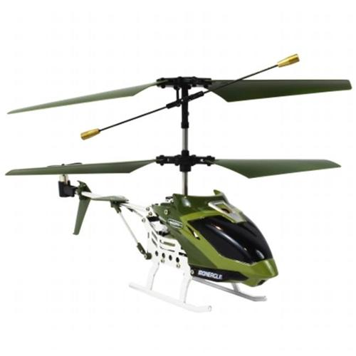 My Web RC G100037-FV USB Iron Eagle Helicopter - Green