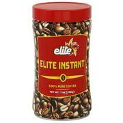 Elite Instant Coffee, 7 oz (Pack of 12)