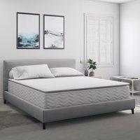 "Signature Sleep Contour Hybrid 12"" Independently Encased Coil Memory Foam Mattress, Multiple Sizes"