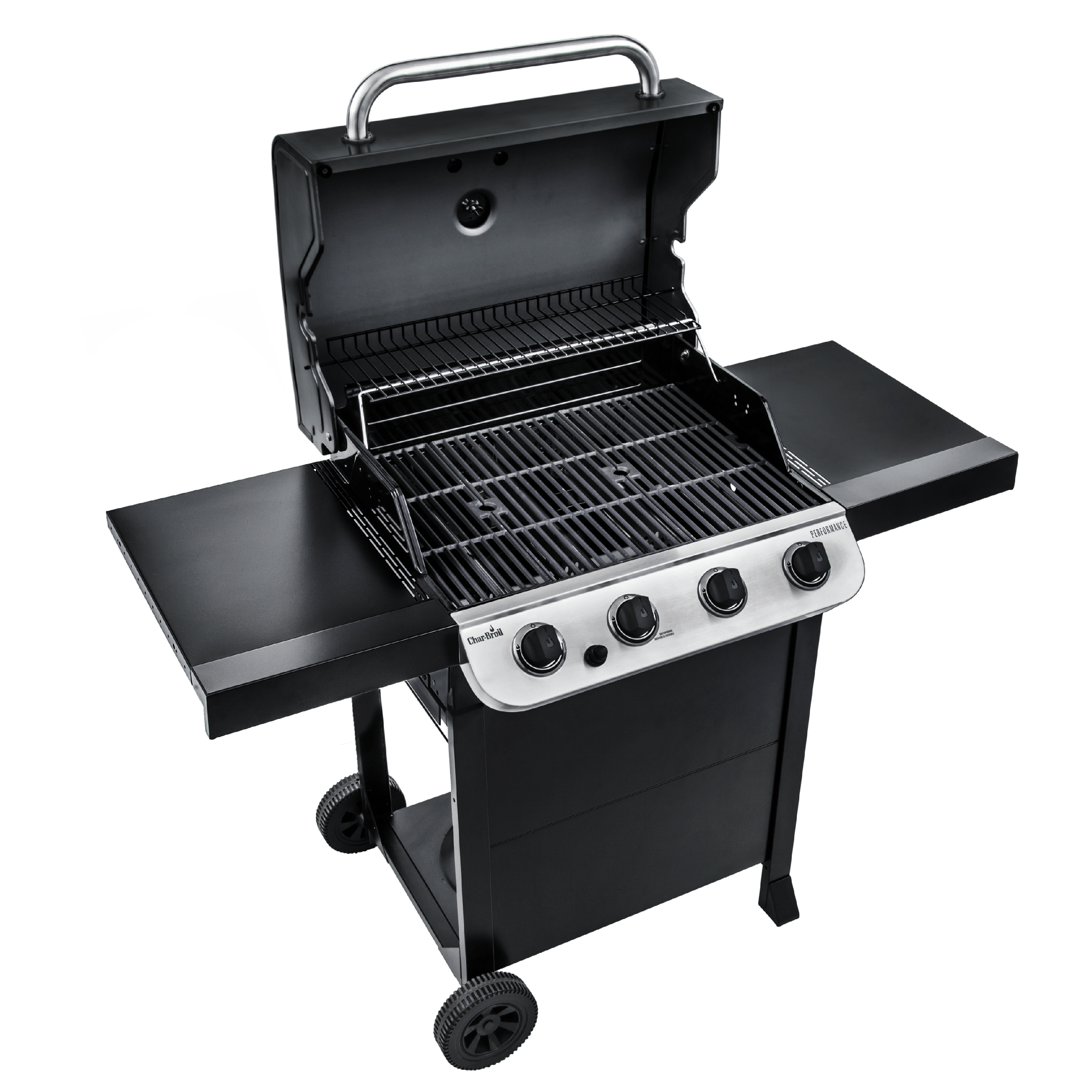 BBQ Gas Grill 4 Burner Backyard Patio Stainless Steel ...