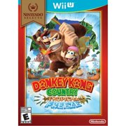 Donkey Kong Country Tropical Freeze (Wii U) - Pre-Owned