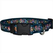 Yellow Dog Design MC100XS Merry Christmas Standard Collar - Extra Small