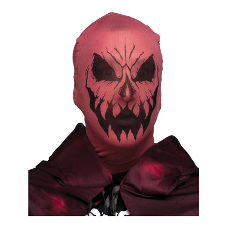 Scary Evil Devil Demon Stocking Fabric Mask Costume Accessory](Scary Rabbit Mask Halloween)