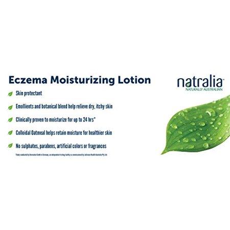 Natralia Eczema Moisturizing Lotion, 6 Ounce - image 4 of 5