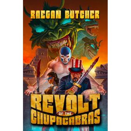 Revolt of the Chupacabras - - Horror Butcher