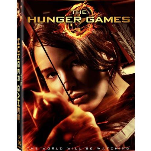 The Hunger Games (2-Disc DVD) (With INSTAWATCH) (Widescreen)