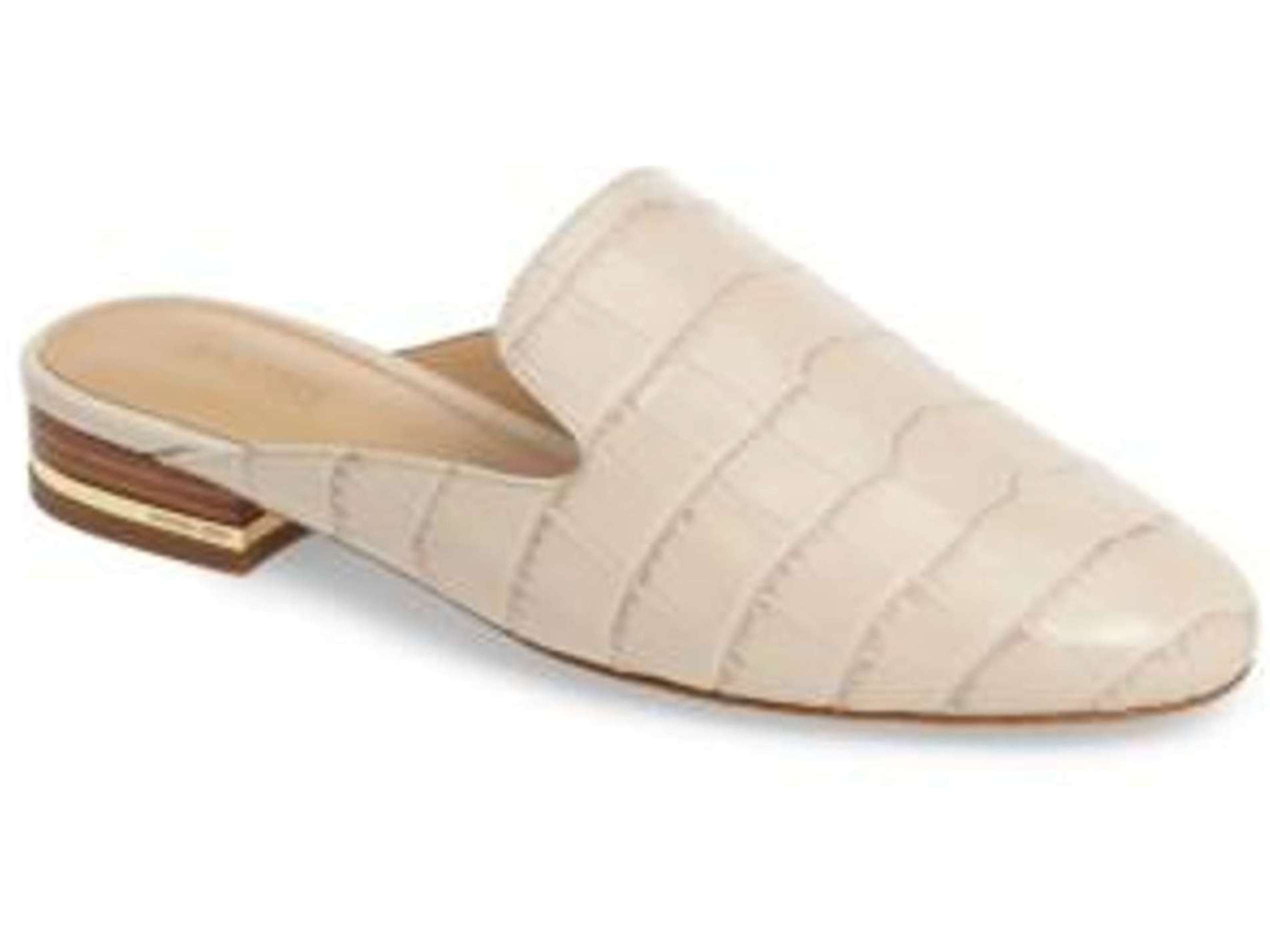 fdddffb2d3c3 Michael Michael Kors Womens Natasha Leather Almond Toe Casual