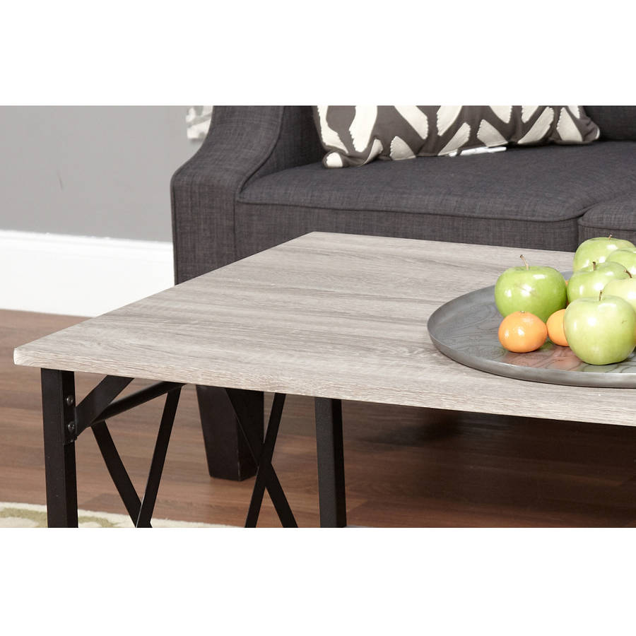 - Jaxx Collection Coffee Table, Multiple Colors - Walmart.com