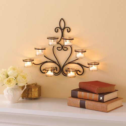 Better Homes and Gardens Tealight Sconce