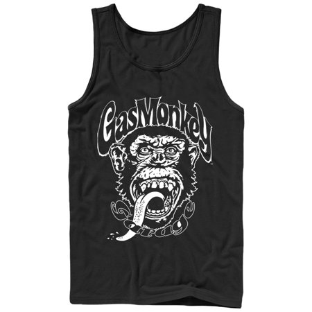 Gas Monkey Big Logo Mens Graphic Tank Top
