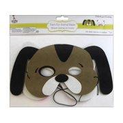 Multicraft Foam-Fun Animal Mask Astd Pet Pals