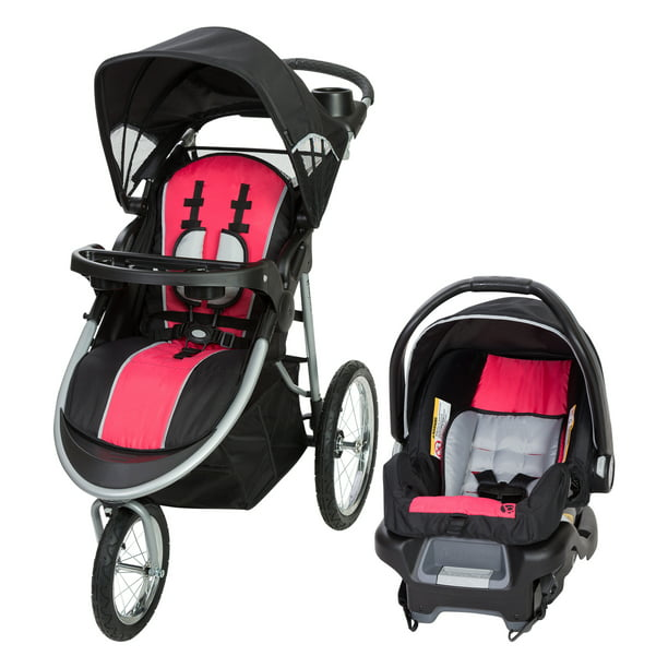Baby Trend Pathway Travel System, Baby Trend Jogging Stroller Infant Car Seat Adapter