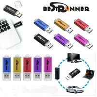 BESTRUNNER  64MB USB 2.0 Flash Drive U Disk Pen Memory Storage Stick Gifts