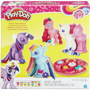 Play-Doh My Little Pony Make 'n Style Ponies with 9 Cans of Play-Doh