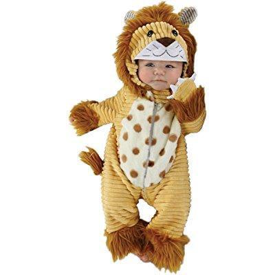 Safari Costume For Baby (safari lion baby infant costume - newborn)