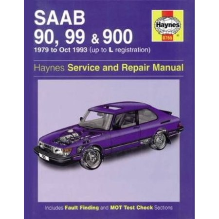 Saab 90  99   900 Petrol  79   Oct 93  Haynes Repair Manual  Haynes Service And Repair Manuals   Paperback