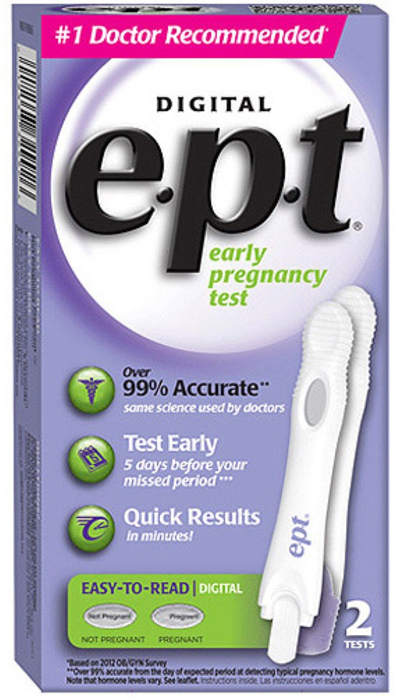 First Choice Pregnancy Test Super Sensitive Early Detection