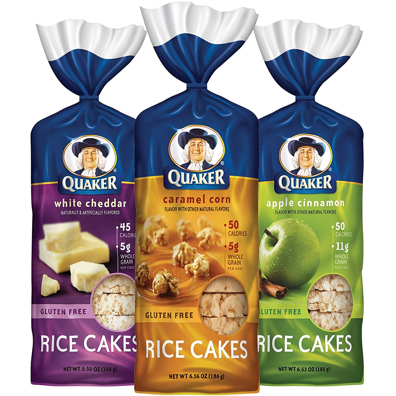 Quaker Rice Cakes Amazon